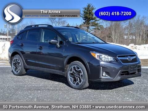 2017 Subaru Crosstrek for sale at The Annex in Stratham NH