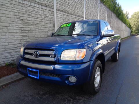 2005 Toyota Tundra for sale at Matthews Motors LLC in Algona WA