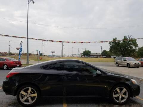 2006 Pontiac G6 for sale at Buy Here Pay Here Lawton.com in Lawton OK