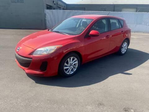 2013 Mazda MAZDA3 for sale at Major Car Inc in Murray UT