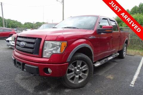 2010 Ford F-150 for sale at Brandon Reeves Auto World in Monroe NC