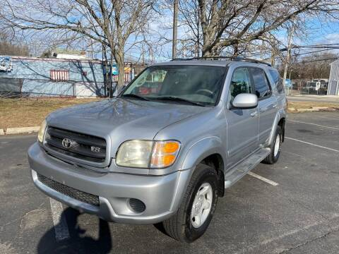 2002 Toyota Sequoia for sale at Car Plus Auto Sales in Glenolden PA