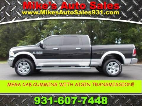 2018 RAM Ram Pickup 3500 for sale at Mike's Auto Sales in Shelbyville TN