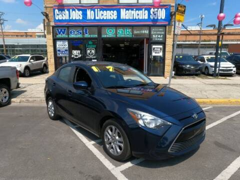 2017 Toyota Yaris iA for sale at West Oak in Chicago IL