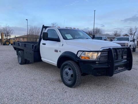 2012 RAM Ram Chassis 4500 for sale at BERKENKOTTER MOTORS in Brighton CO