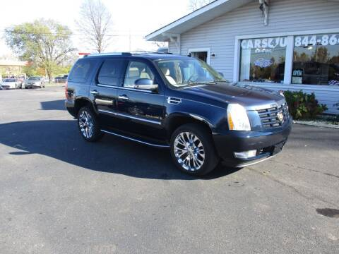 2008 Cadillac Escalade for sale at Cars 4 U in Liberty Township OH
