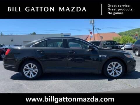 2010 Ford Taurus for sale at Bill Gatton Used Cars - BILL GATTON ACURA MAZDA in Johnson City TN