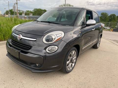 2014 FIAT 500L for sale at Xtreme Auto Mart LLC in Kansas City MO