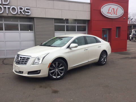 2013 Cadillac XTS for sale at Legend Motors of Waterford - Legend Motors of Detroit in Detroit MI