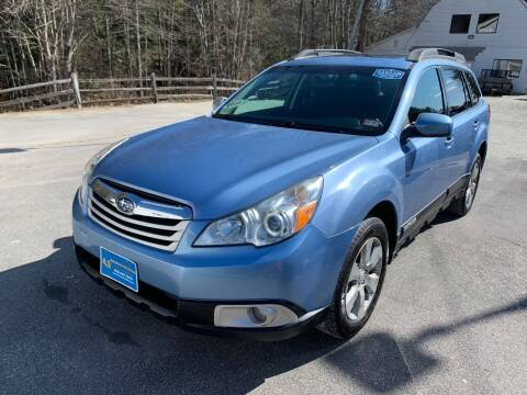 2010 Subaru Outback for sale at Advance Auto Group, LLC in Chichester NH