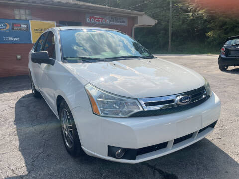 2011 Ford Focus for sale at Doctor Auto in Cecil PA