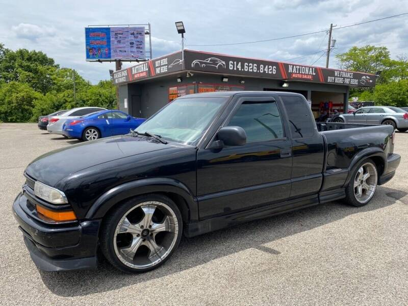 2001 Chevrolet S-10 for sale in Columbus, OH