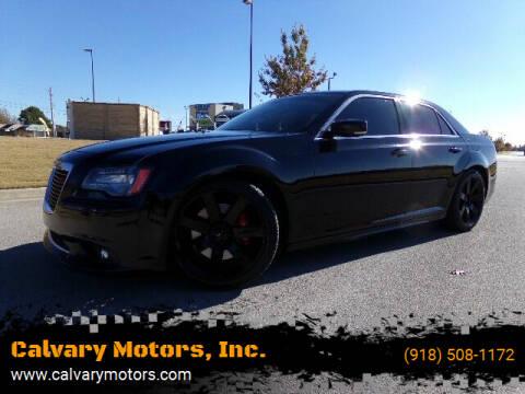 2012 Chrysler 300 for sale at Calvary Motors, Inc. in Bixby OK