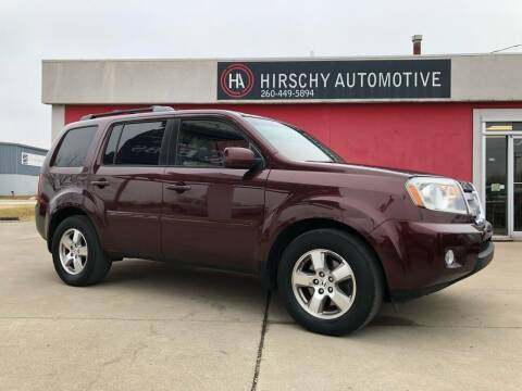 2011 Honda Pilot for sale at Hirschy Automotive in Fort Wayne IN