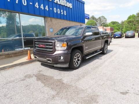 2015 GMC Sierra 1500 for sale at Southern Auto Solutions - 1st Choice Autos in Marietta GA