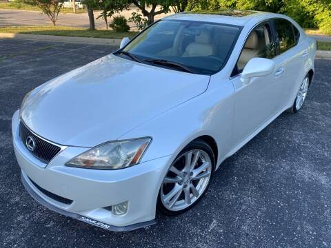 2006 Lexus IS 250 for sale at Supreme Auto Gallery LLC in Kansas City MO