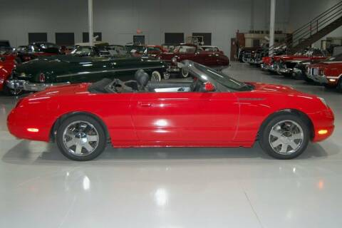 2002 Ford Thunderbird for sale at Car Girl 101 in Oakland Park FL