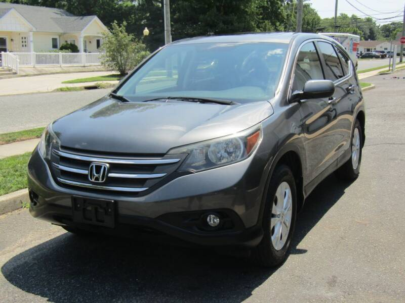 2014 Honda CR-V for sale at Homer Ave Automotive in Pleasantville NJ
