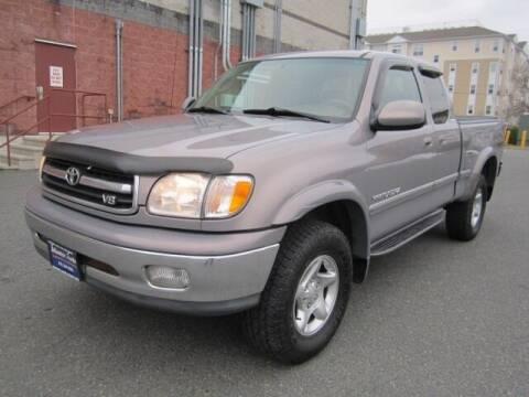 2001 Toyota Tundra for sale at Master Auto in Revere MA
