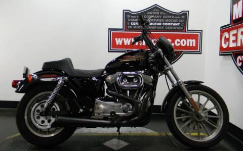 2000 Harley-Davidson XL883 for sale at Certified Motor Company in Las Vegas NV