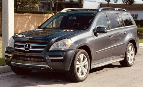 2011 Mercedes-Benz GL-Class for sale at Easy Finance Motors in West Park FL