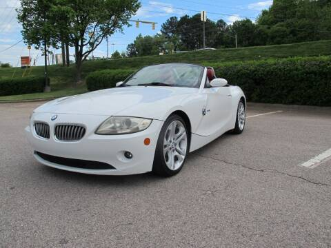 2005 BMW Z4 for sale at Best Import Auto Sales Inc. in Raleigh NC