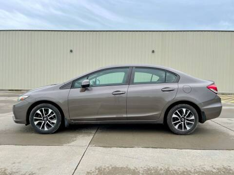 2013 Honda Civic for sale at TnT Auto Plex in Platte SD