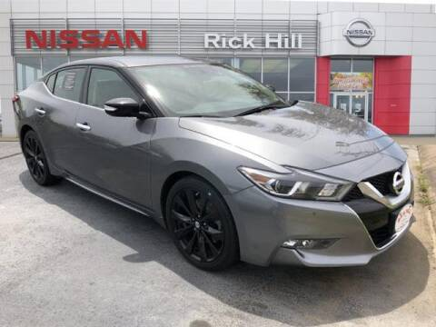 2017 Nissan Maxima for sale at Rick Hill Auto Credit in Dyersburg TN