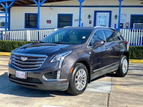 2017 Cadillac XT5 for sale at USA Car Sales in Houston TX