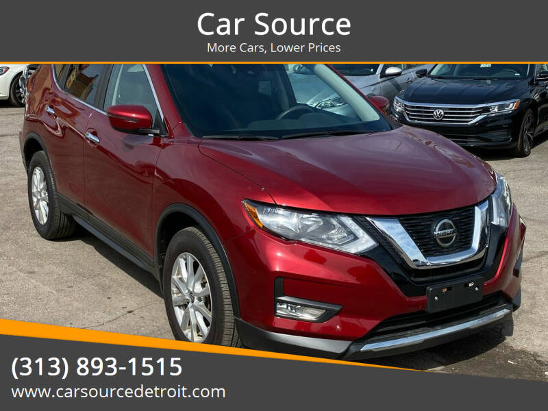 2019 Nissan Rogue for sale at Car Source in Detroit MI