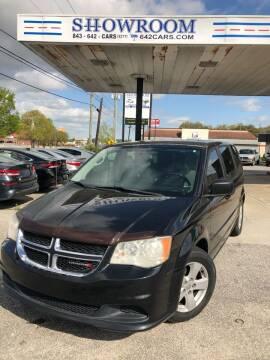 2013 Dodge Grand Caravan for sale at Showroom Auto Sales of Charleston in Charleston SC