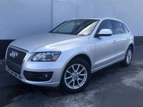 2012 Audi Q5 for sale at CARSTRADA in Hollywood FL