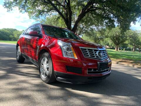 2013 Cadillac SRX for sale at 210 Auto Center in San Antonio TX