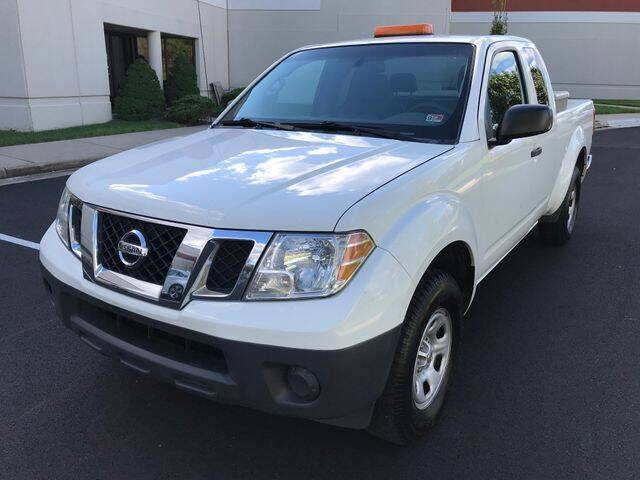 2016 Nissan Frontier for sale at SEIZED LUXURY VEHICLES LLC in Sterling VA