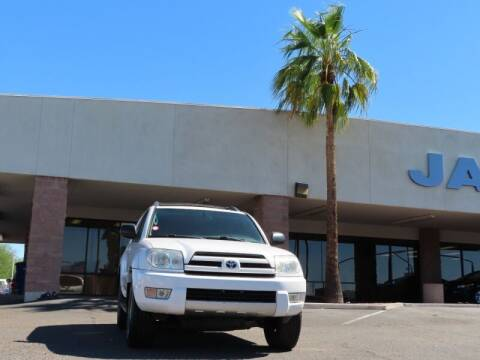 2004 Toyota 4Runner for sale at Jay Auto Sales in Tucson AZ