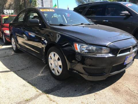 2011 Mitsubishi Lancer for sale at 5 Stars Auto Service and Sales in Chicago IL