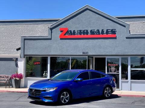 2019 Honda Insight for sale at Z Auto Sales in Boise ID