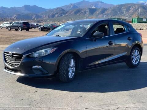 2014 Mazda MAZDA3 for sale at Lakeside Auto Brokers Inc. in Colorado Springs CO