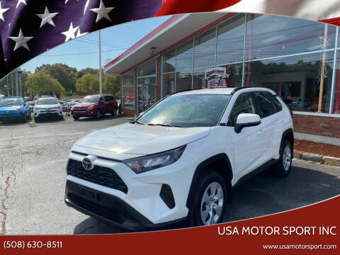 2019 Toyota RAV4 for sale at USA Motor Sport inc in Marlborough MA