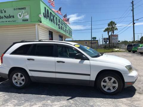 2006 Chrysler Pacifica for sale at Jack's Auto Sales in Port Richey FL