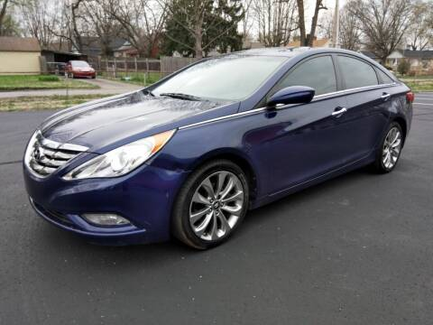 2011 Hyundai Sonata for sale at Eddie's Auto Sales in Jeffersonville IN
