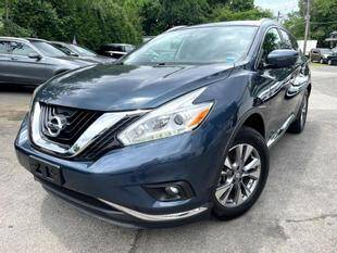 2017 Nissan Murano for sale at Rockland Automall - Rockland Motors in West Nyack NY