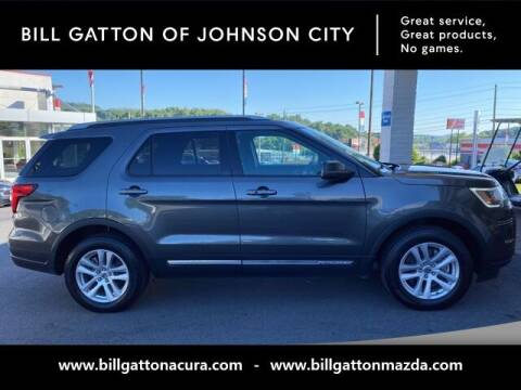 2018 Ford Explorer for sale at Bill Gatton Used Cars - BILL GATTON ACURA MAZDA in Johnson City TN