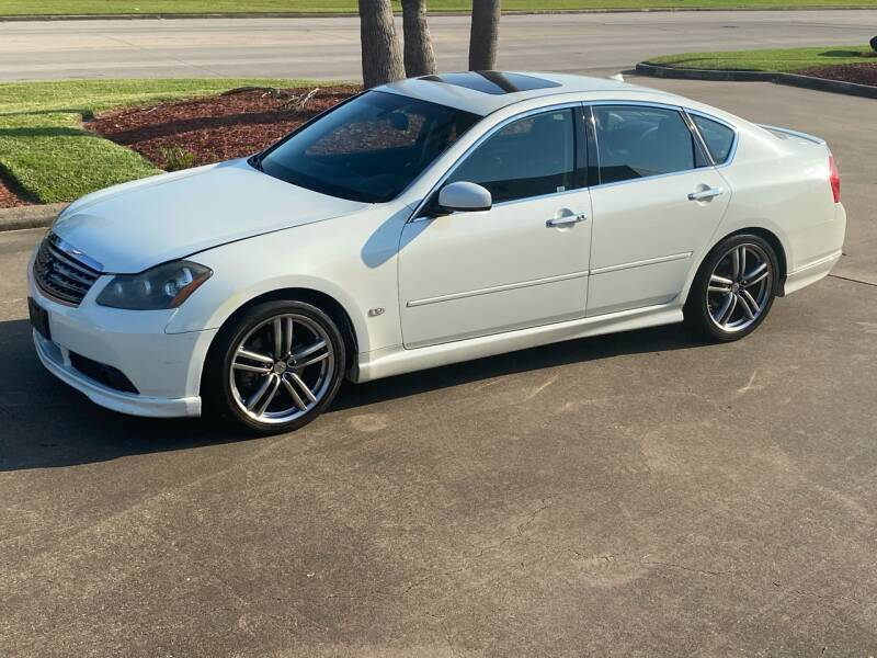2006 Infiniti M45 for sale at M A Affordable Motors in Baytown TX