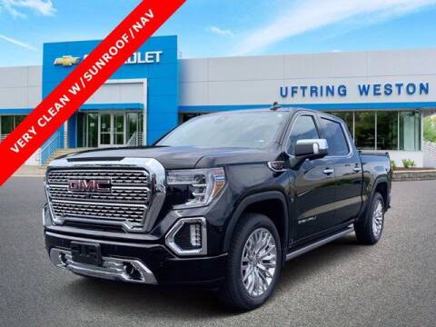 2019 GMC Sierra 1500 for sale at Uftring Weston Pre-Owned Center in Peoria IL