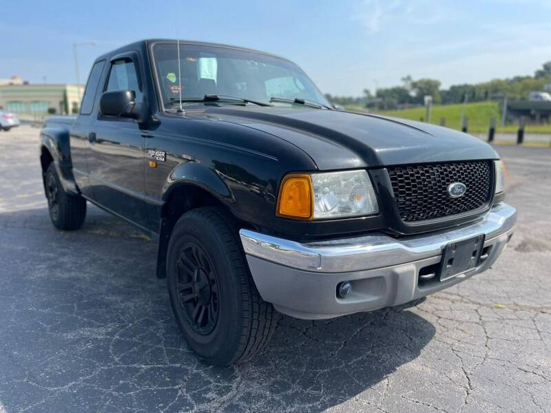 2003 Ford Ranger for sale at CHAD AUTO SALES in Bridgeton MO