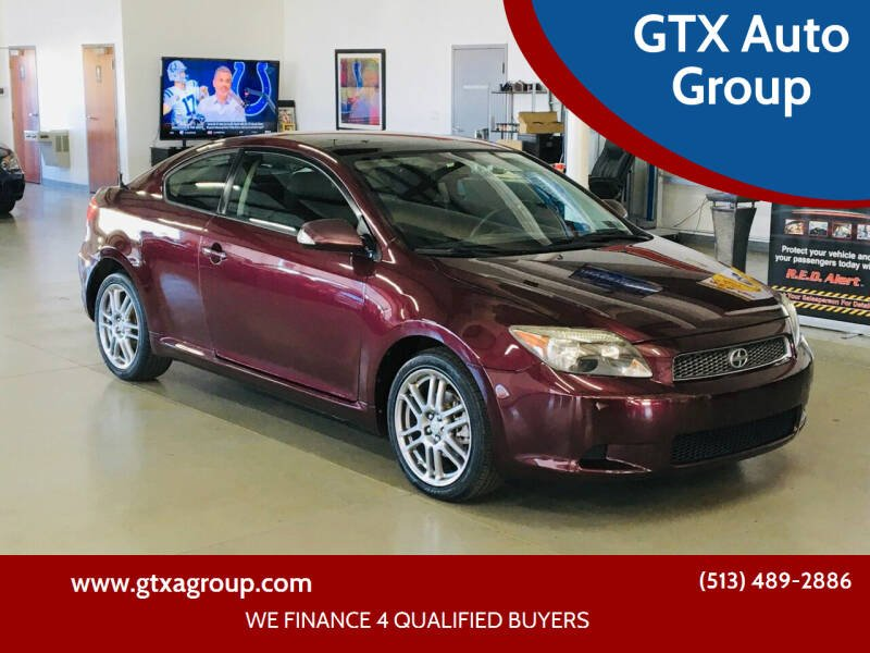 2007 Scion tC for sale at GTX Auto Group in West Chester OH