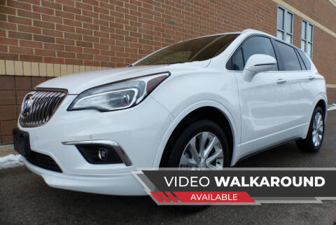 2016 Buick Envision for sale at Macomb Automotive Group in New Haven MI