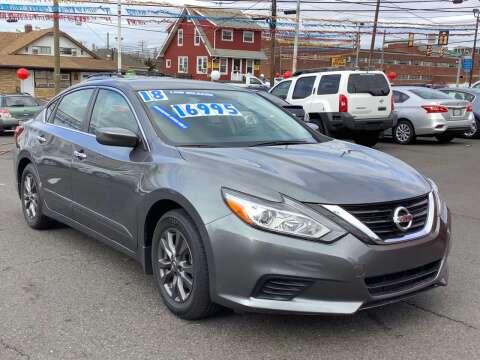 2018 Nissan Altima for sale at Active Auto Sales in Hatboro PA