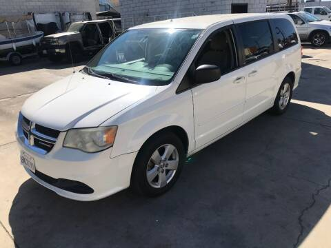 2013 Dodge Grand Caravan for sale at OCEAN IMPORTS in Midway City CA